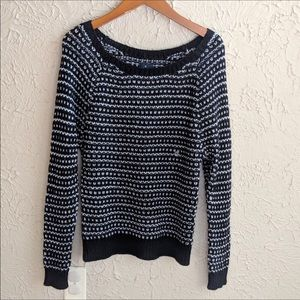 New American Eagle Knitted Sweater Size M